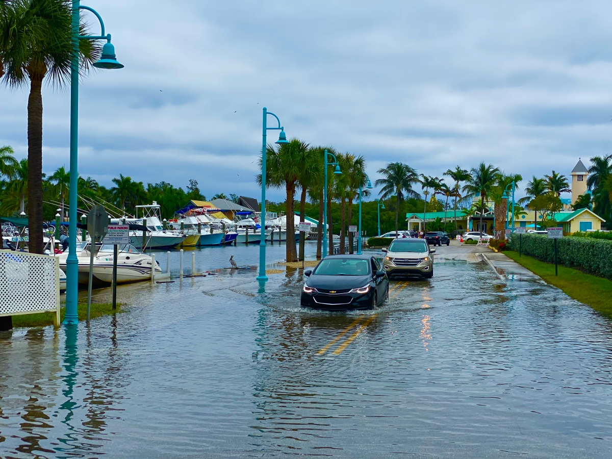 Sea Level Rise Flooding Could Force 13 Million People to Move Inland by 2100