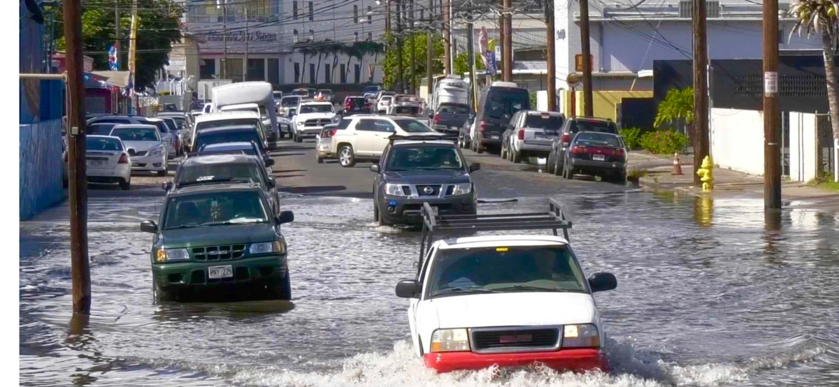 Planners Can't Afford to Overlook Groundwater-Driven Sea Level Rise Flooding — University of HawaiiStudy