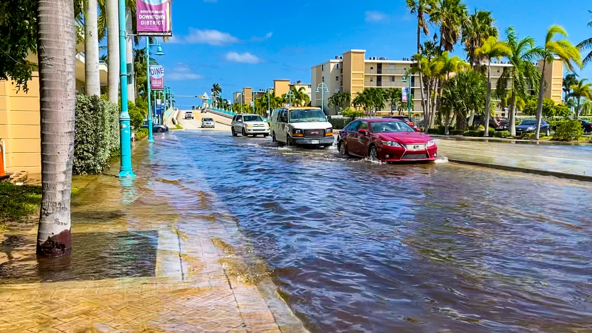 Sea Level Rise & Real Estate: What happens when whispered truths are spoken outloud?