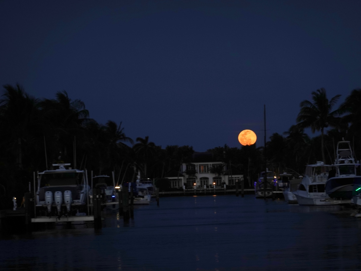 Moon Wobble will Increase Sea Level Rise Flooding in the2030s
